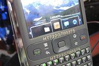 O smartfonach - Jeden z wczesnych prototypów Androida