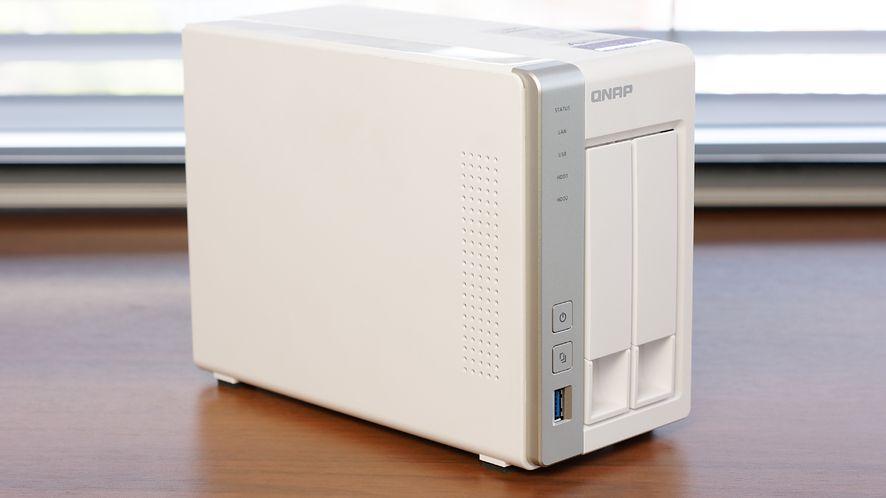 QNAP TS-231P – szybki i ładny NAS do domu, który zachwyca systemem QTS