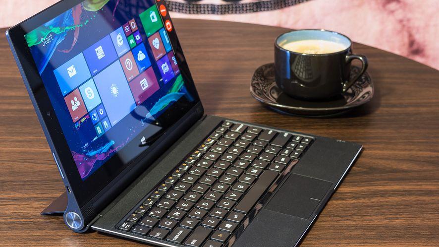 Test Lenovo Yoga Tablet 2. Wielozadaniowy tablet wreszcie w wersji z Windows