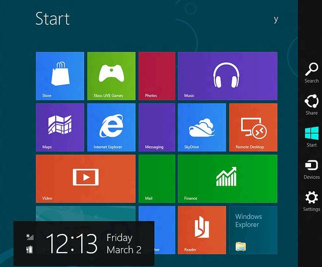 Niezrozumiane i nieużywane Zaklęcia Windows 8