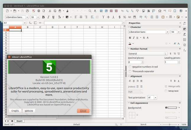 LibreOffice – program biurowy bez konkurentów na Linuksie