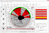 Tachografy samochodowe — od analogu do cyfry - Program TachoSpeed - analiza danych analogowych. Źródło: materiały producenta