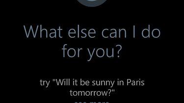 Może pogadamy o Cortanie? - Gotowa Cortana po konfiguracji