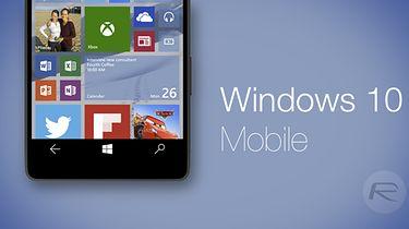 Windows 10 Mobile w kompilacji 10572 – całość wreszcie nabiera ostatecznego szlifu