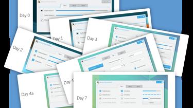 """Plasma 5.2  — """"community design"""" w akcji"""