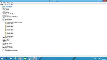 Windows 10 na hybrydzie - Oj coś tu brakuje :)