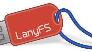 LanyFS — system plików bez żadnych dodatków