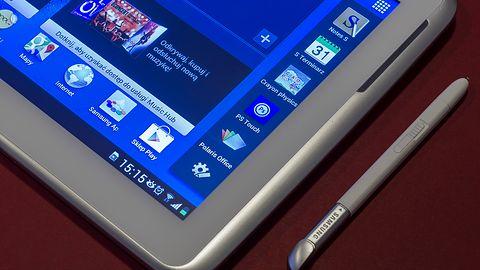 Samsung Galaxy Note 10.1 — Czuły na nacisk