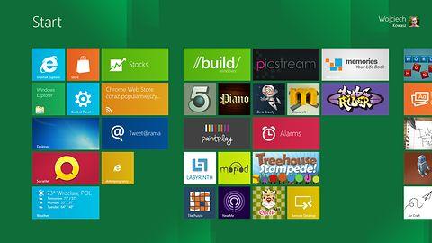 Windows 8 Developer Preview - przedsmak nowych Okienek