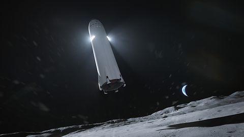 Elon Musk pokazał Super Heavy. Pierwszy stopień SpaceX Starship robi wrażenie