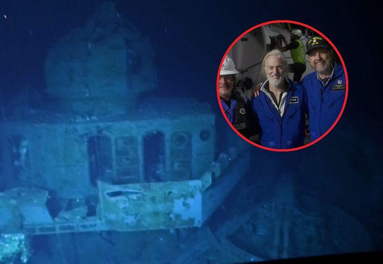 Nikt nie widział tego statku od 1944 roku. Udało im się dokonać niemożliwego