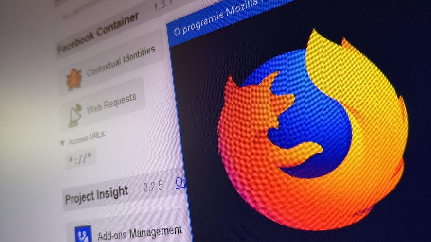 Firefox nie będzie obsługiwać certyfikatów DarkMatter