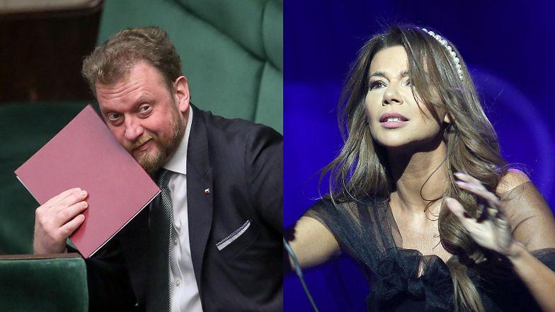 Górniak zachęca Szumowskiego do publicznej debaty