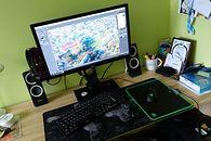 Coolermaster RGB Hard Gaming Mouse Pad — podkładka nie do zajechania