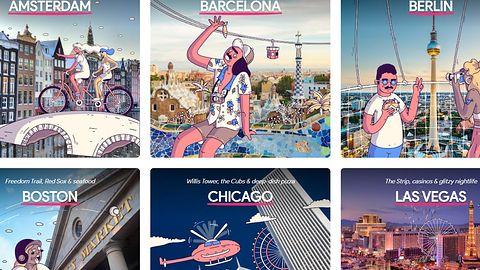 Asystent Touring Bird od Google'a pomoże zaplanować wycieczki po znanych miastach