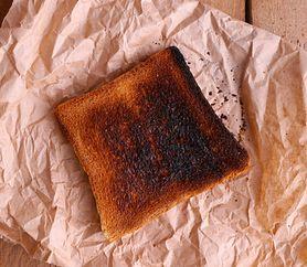 Czy przypalone jedzenie jest rakotwórcze?