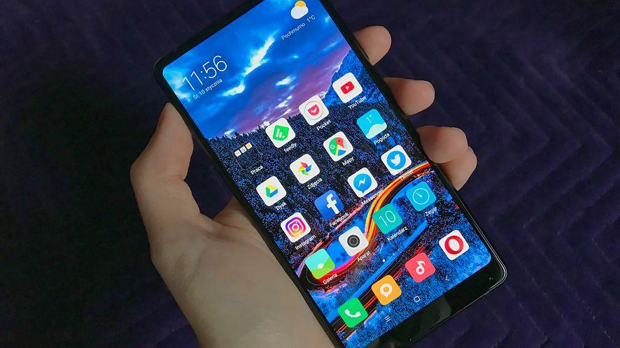 Test Xiaomi Mi Mix 2 – chiński smartfon ponownie definiuje spektakularność