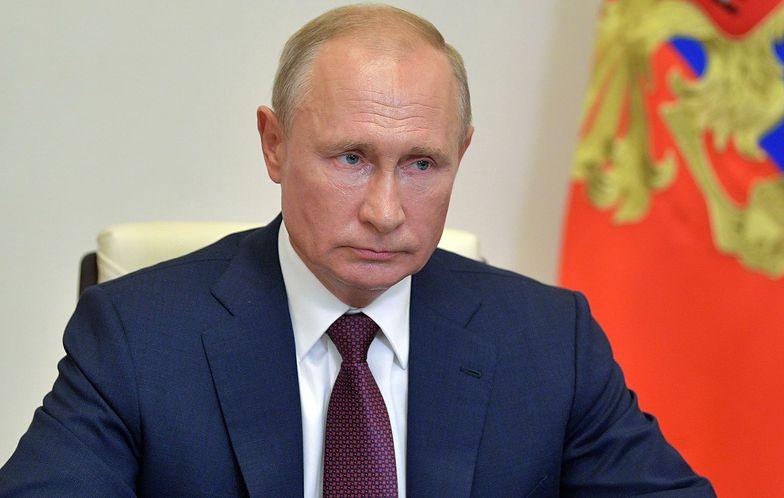 Koronawirus w Rosji. Zawodnik MMA otrzymał kondolencje od Władimira Putina