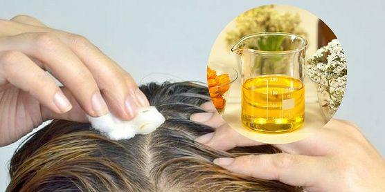 Mocne i zdrowe włosy? Oto doskonały naturalny sposób odżywienia włosów. Stosując ten olejek, unikniesz chemii. Wypróbuj, a efekty na pewno cię zaskoczą