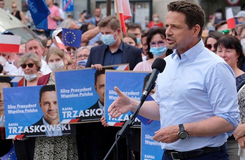 Wybory 2020. Rafał Trzaskowski: Szumowski powinien natychmiast podać się do dymisji