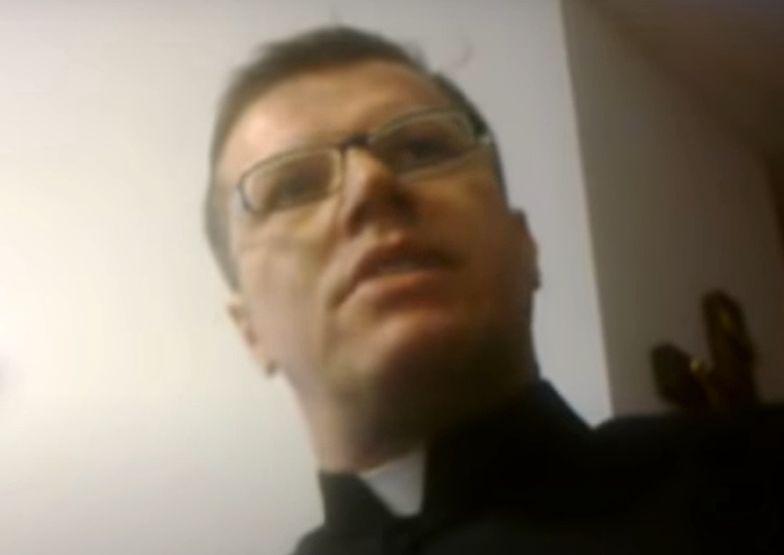 """""""Możecie poskarżyć się do papieża"""". Głośno o nagraniu z księdzem"""