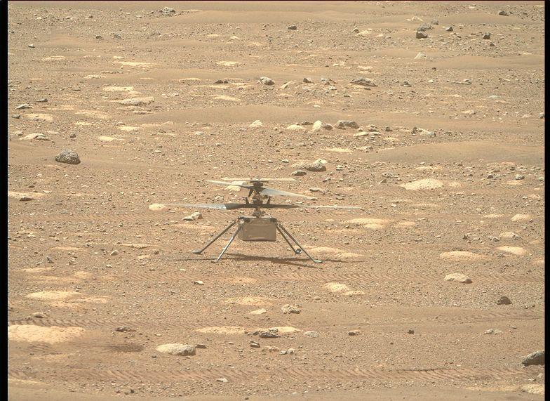 Kłopoty na Marsie. NASA przekłada historyczny moment dla ludzkości