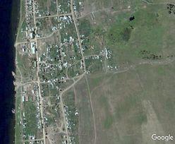 Zaskakujące odkrycie na mapach Google. To miasto już nie istnieje