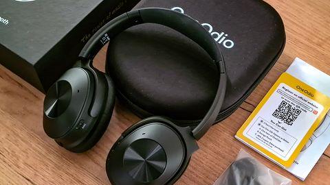 Test OneOdio A9: Niedrogie słuchawki z niezłym ANC