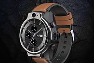 Lemfo LEM14 — Smartwatch z Androidem, GPS i dwoma aparatami