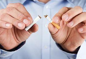 Rzucenie palenia - skutki palenia papierosów, dieta, witaminy, inne składniki odżywcze