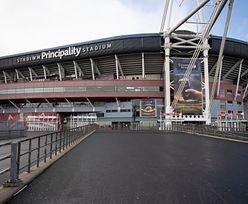 Koronawirus na świecie. Największy stadion w Walii może stać się szpitalem