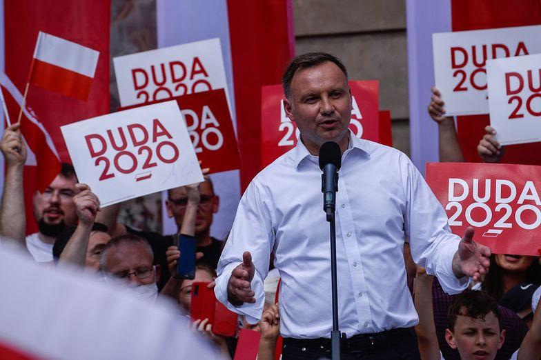 Wybory 2020. Andrzej Duda wprost o eutanazji. Debata prezydencka w Końskich