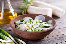Rzodkiew japońska – wygląd, właściwości i zastosowanie w kuchni