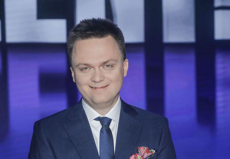 Ujawniono majątek Szymona Hołowni. Polityk nie chce tego komentować