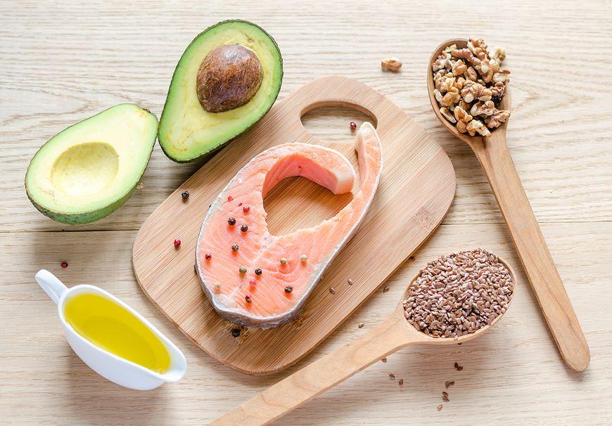Kwasy tłuszczowe omega-3