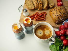 Jaja na miękko – wartości odżywcze i kalorie