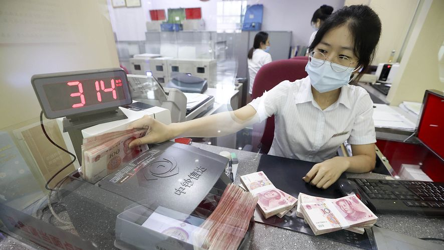 W Chinach nadchodzą kolejne testy cyfrowego pieniądza, fot. Getty Images
