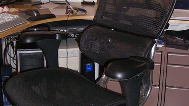 Indeks i polecane - 100 foteli (biurowe, ergonomiczne, gamingowe, skórzane) z opiniami | + polecany hi-end by YT: Panie Kierowniku (silentpl) - Photo by Michael Dorausch. Creative Commons (Ergohuman)