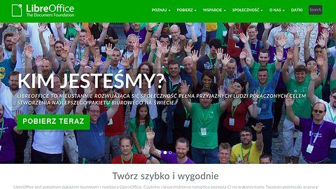 Raport z polskiego podwórka LibreOffice