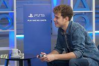 Studio PlayStation 5: Adam Zdrójkowski sprawdza w akcji kontroler DualSense - Studio PlayStation