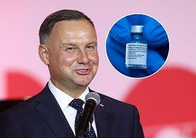 Prezydent Andrzej Duda puszcza oko do antyszczepionkowców? Dr Grzesiowski: Oczekiwałbym od prezydenta czegoś zupełnie innego (WIDEO)