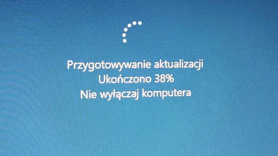 Błąd w Windows 10 20H2. Ponowna instalacja uniemożliwia zachowanie plików