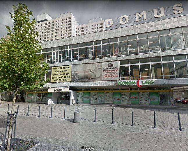 Pierwszy sklep typowo komputerowy pojawił się w Łodzi.