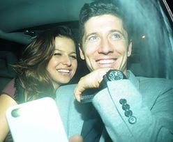 Szałowe zdjęcia z wesela Lewandowskich. Anna i Robert obchodzą właśnie rocznicę