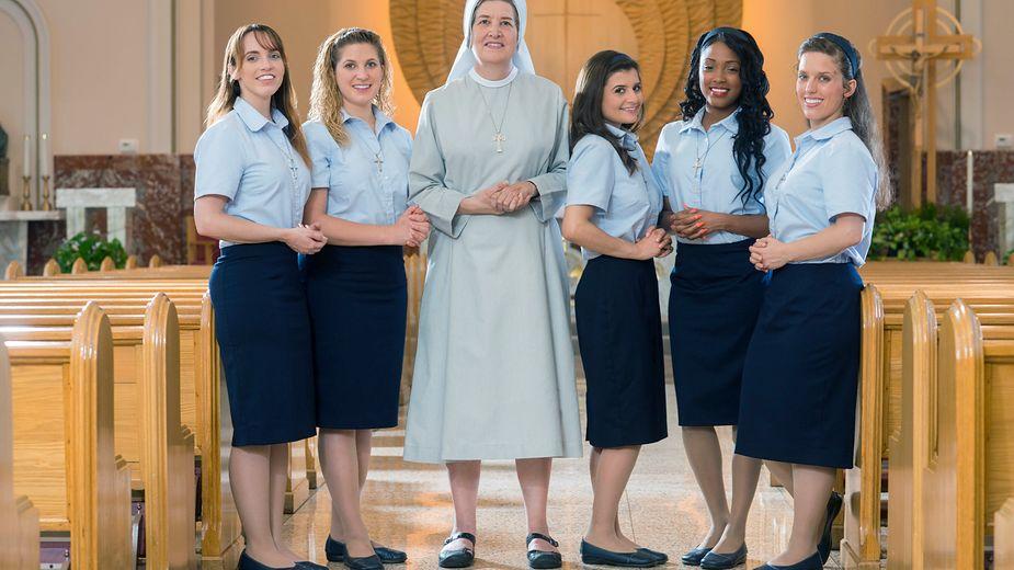 Zostanę zakonnicą