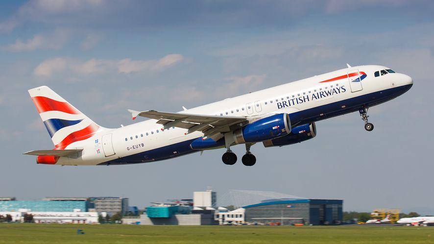 Pieniądze klientów British Airways są zagrożone (depositphotos)