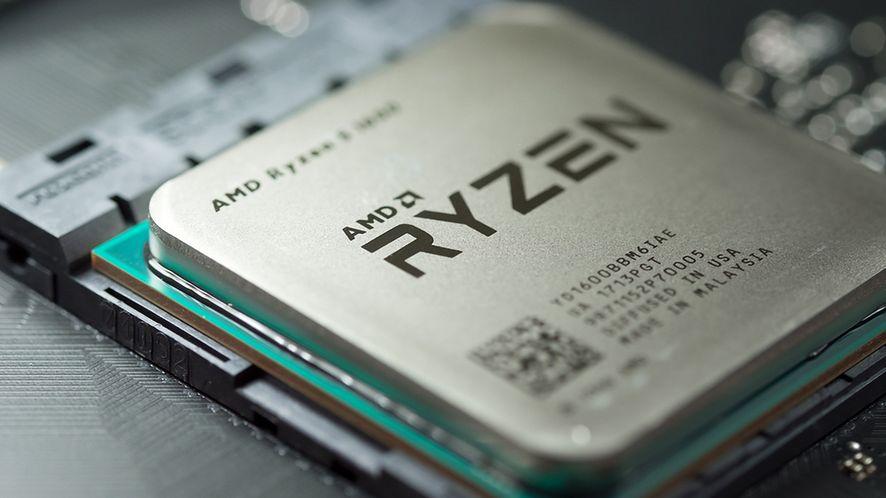 AMD Ryzen nie zwalnia tempa, fot. Shutterstock.com
