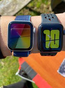 Apple Watch SE 40 mm vs 3 38 mm. Nie popełnijcie tego błędu ⌚