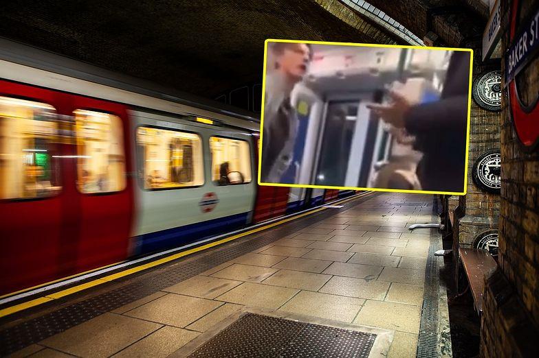 Anglik cwaniakował w pociągu. Do czasu, aż przyszli Polacy