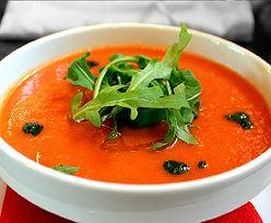 Królowa polskich zup w niecodziennej wersji - pomidorowa zupa krem